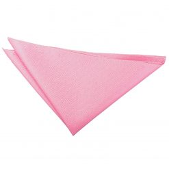 Baby Pink Greek Key Pocket Square