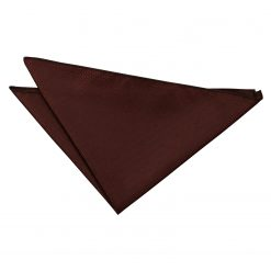 Burgundy Greek Key Pocket Square