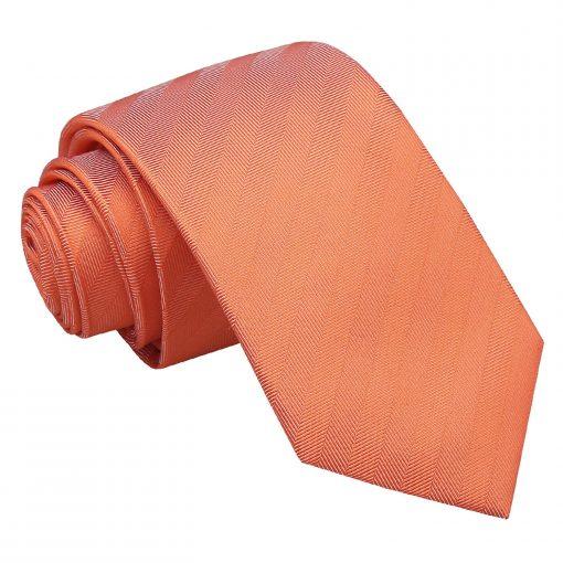 ja_herringbone_silk_coral_7cm_tie-1