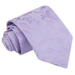 Lilac Passion Classic Tie