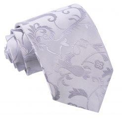 Silver Passion Classic Tie
