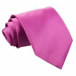 Mulberry Satin Extra Long Tie